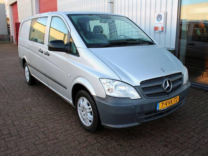 Mercedes-Benz Vito 110 CDI DC Clima/Bank LUXE - 2012