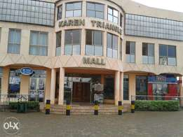 Office to rent at Karen Triangle mall