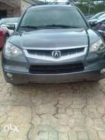 2009 Acura RDX Almost Brand New(Diretct From U.S/Grade One Tokunbo)