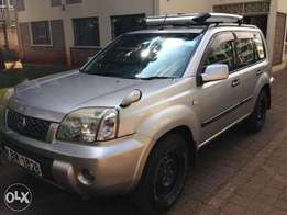 2004 X-trail well equipped for adventure for sale