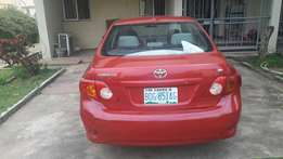 2010 Corolla for sale (Company used)