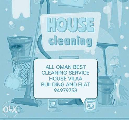 Deep cleaning staff