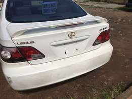 clean titled accident free 2003 model Lexus ES 300