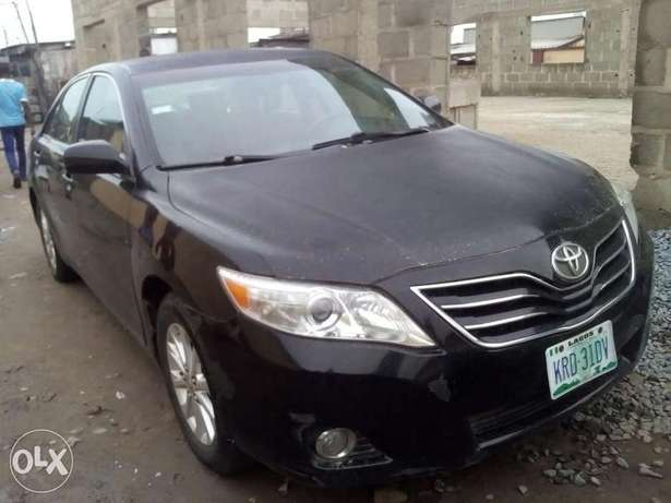 Just like Tokumbor 1st body super neat Toyota Camry Muscle up for grab Lagos Mainland - image 2