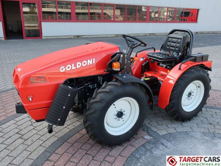 Goldoni Euro 3RS Tractor 4WD Diesel 25HP NEW UNUSED