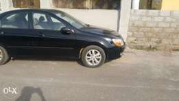 Brand new Automatic KIA cerato 2008 Model For Auction Price of 600k