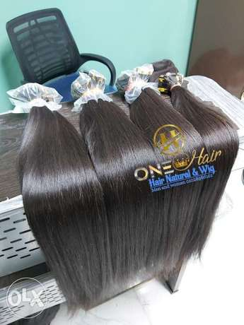 Double Face Hair Natural 100%