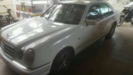 Very good Mercedes E280