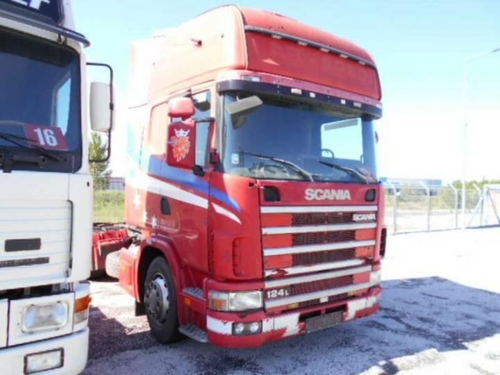 Scania 124L420 TOPLINE - 2003