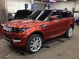 Landrover repairing service and diagnosis (range rover, discovery etc)