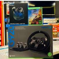 Offer Available G920 and gear shifter and forza4