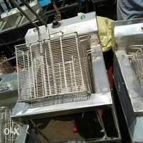 Deep fryer single basket