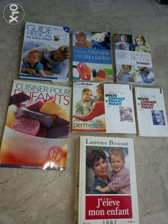 Books for new mothers