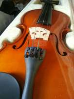 Barely used full size violin