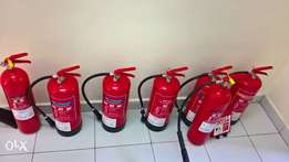 Fire safety equipments,offer