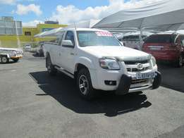 Mazda BT-50 Long Wheel Base 2.5 Diesel Bakkie In Good Condition 2008