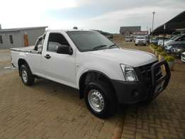 2011 Isuzu KB250 D-teq Single cab,Excellent condition