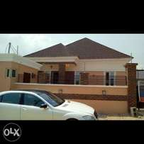 3 Bedroom Fully Detached Bungalow with BQ, Thomas Estate, Ajah, Lekki