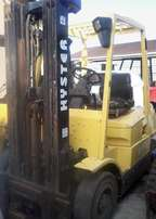 2 Ton Diesel Hyster Forklift 2005 Model For Urgent Sale