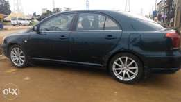 Extremely clean Nigeria used Toyota Avensis for sale