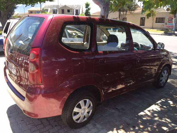 2007 Toyota avanza 1.5 sx 7 seater for sale Ottery - image 2