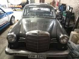 1961 Mercedes Benz Ponton 1900 Petrol, Immaculate Condition