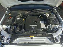Toks C300 4matic Benz 2016 Accident free