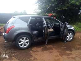 Clean Nissan Murano 1.1 Negotiable