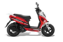 WANTED-scooter R8500