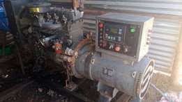 generator hire both welding and power 5,7,15,20kva