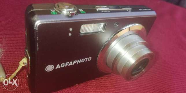 Digital camera Agfa photo 12mp 3 optical zoom study shot smart program