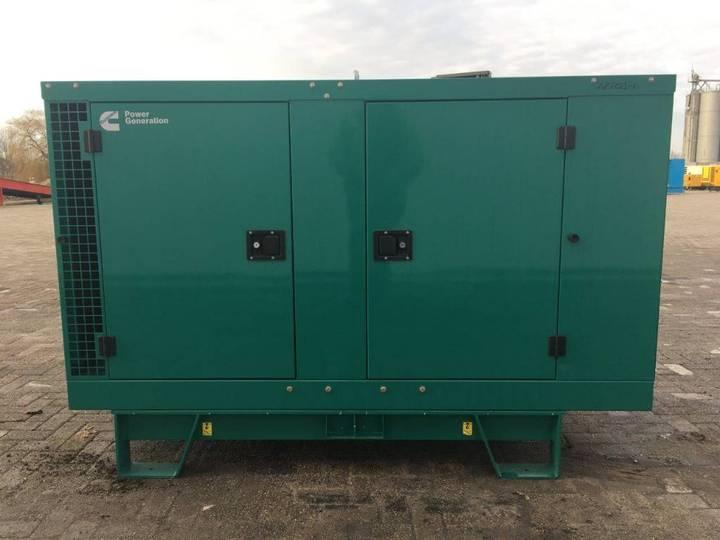 Cummins C33 D5 - 33 kVA Generator - DPX-18503 - 2019 - image 4