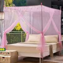 Mosquito nets with metallic stands.(others are also available)