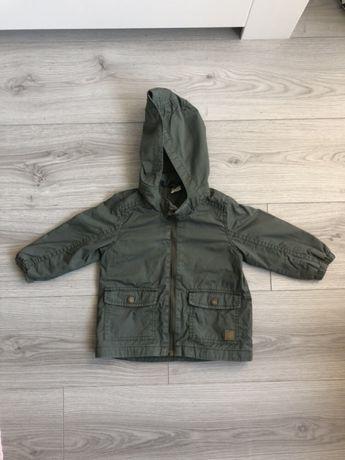 87f64c3fdaaca Sprzedam piękną kurtkę parkę khaki HM 80 - Zduńska Wola - Sprzedam parkę  przejściową H&M w