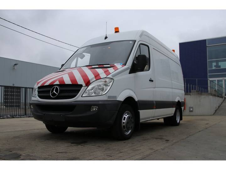 Mercedes-Benz SPRINTER 519 CDI - 109 605 KM - 2011