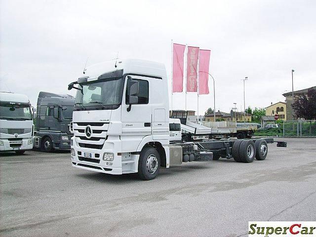 Mercedes-Benz ACTROS 2541 Bluetec - 2011