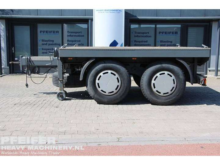 Hilse  BAL 18B Central Axle Ballast Trailer - 2009
