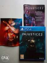 Playstation 4: Injustice 2 for swap or sale