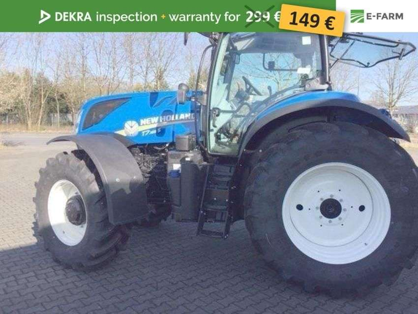 New Holland t7.165s rc - 2017