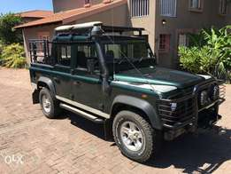 Land Rover defender td5 110 pick up