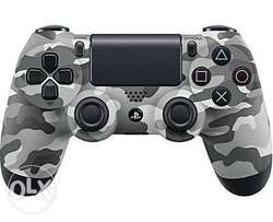 PS4 Pad - Dualshock 4 Wireless Controller - Army (Urban Camouflag)