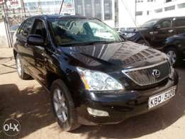 Toyota Harrier 2005 Sunroof