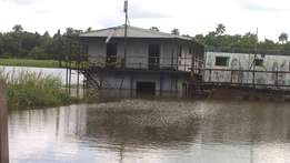 Scrab 50 man house boat for sale at warri
