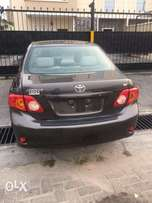 Toyota Corolla For Sale(Tokunbo)