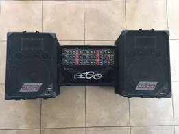 Wharfedale ezgo eps 610 in good condition