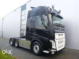 Volvo Fh540 6x4 Globetrotter Xl Euro 5 - For Import