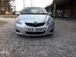 Clean Toyota Belta For Quick Sale -2010