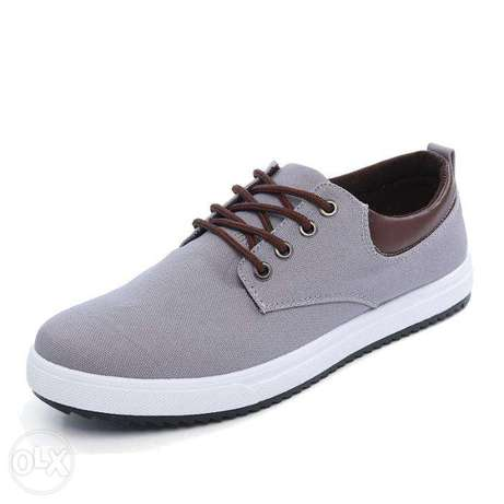2017 new canvas shoes for men blue Nairobi CBD - image 1