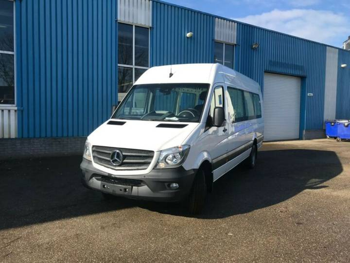 Mercedes-Benz Sprinter 516 cdi KA - 2019