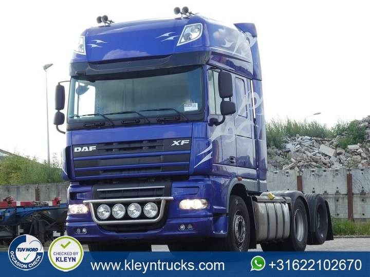 DAF XF 105.460 ssc 6x2 fts manual - 2013